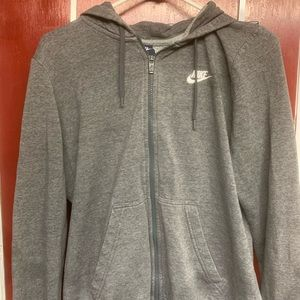 Nike Zip Up Hoodie (Large/Like New)